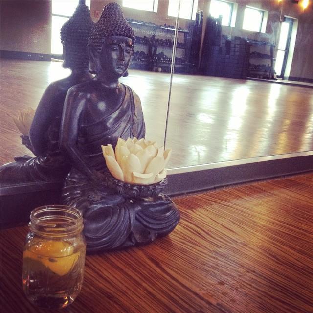 Buddha,  Rebel Grrrl Living .