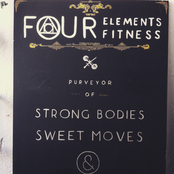 Four Elements. Source:  Yelp