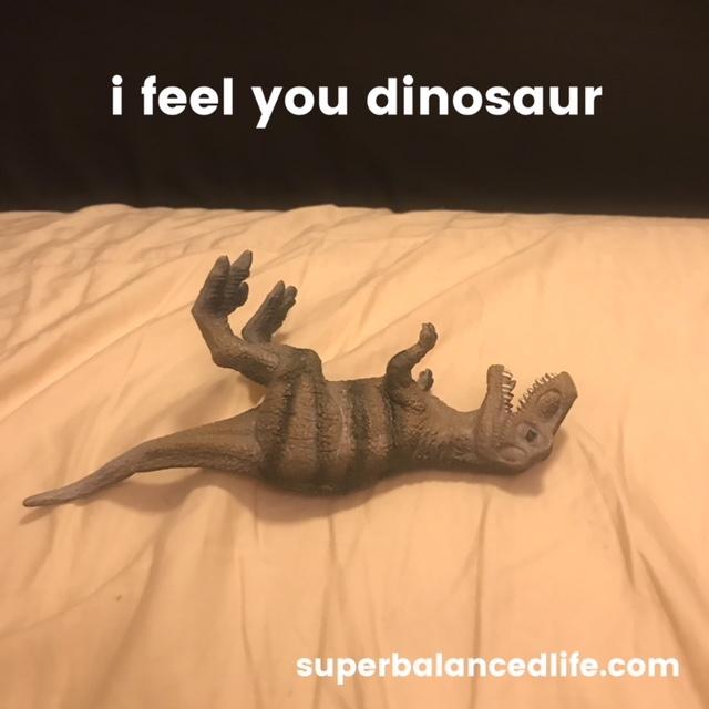 dinosaurupsidedown_superbalancedlife.JPG