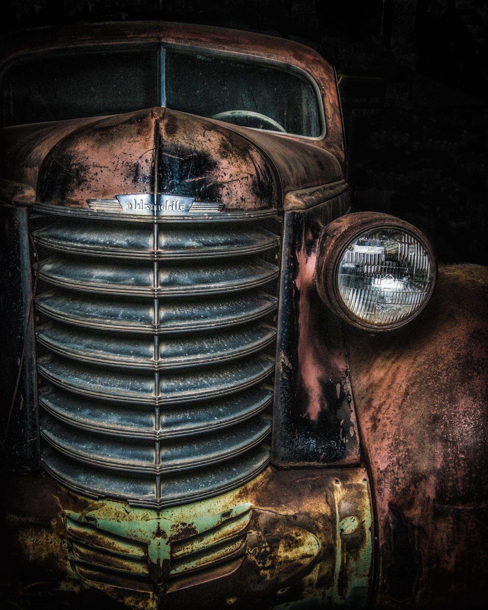1937 Oldsmobile L37 #1