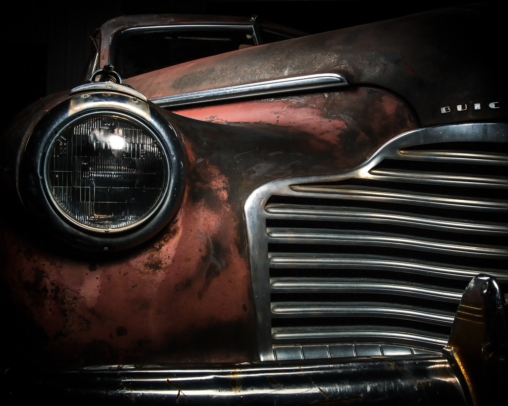 1941 Buick Super Coupe #2