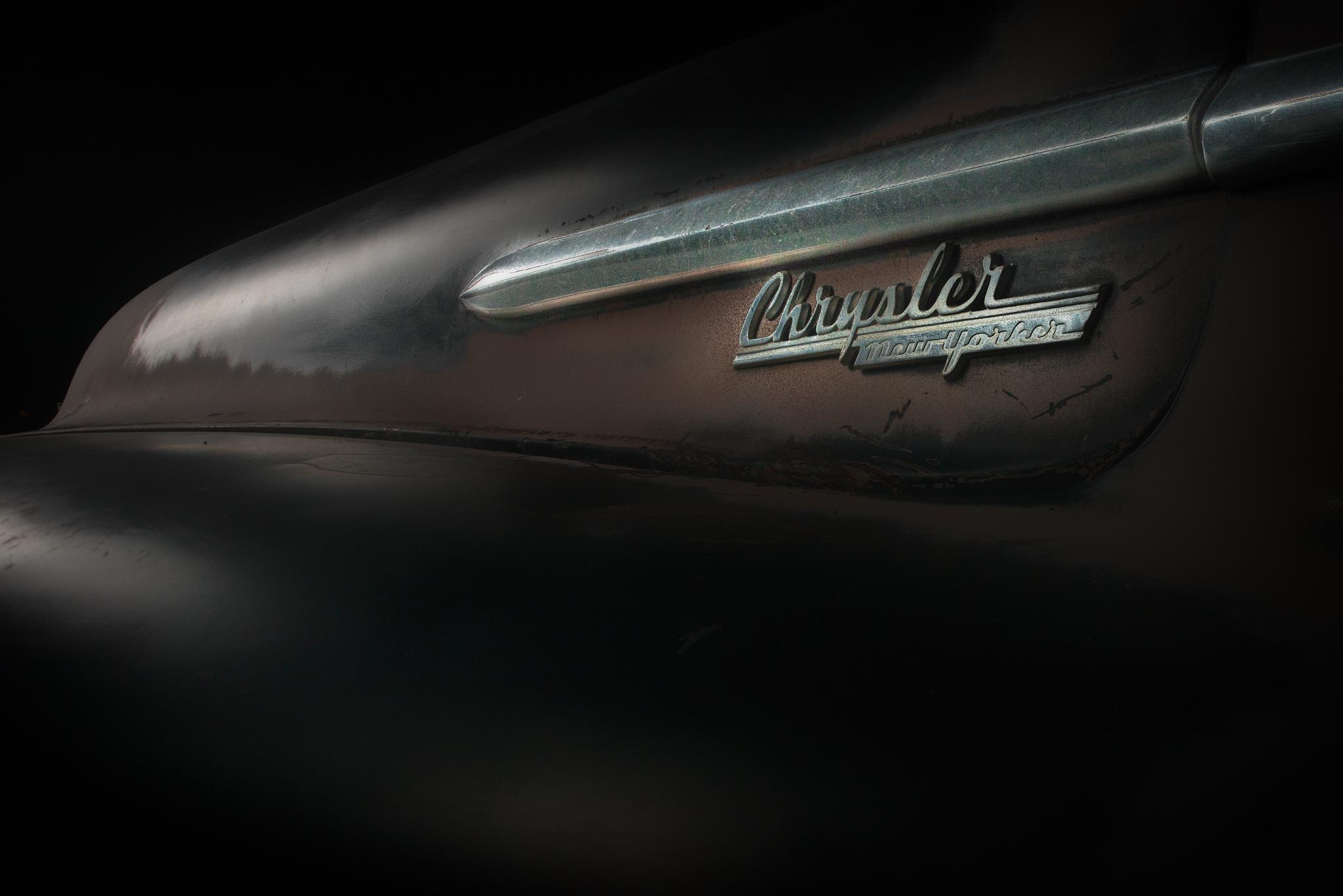 1948 Chrysler New Yorker #1