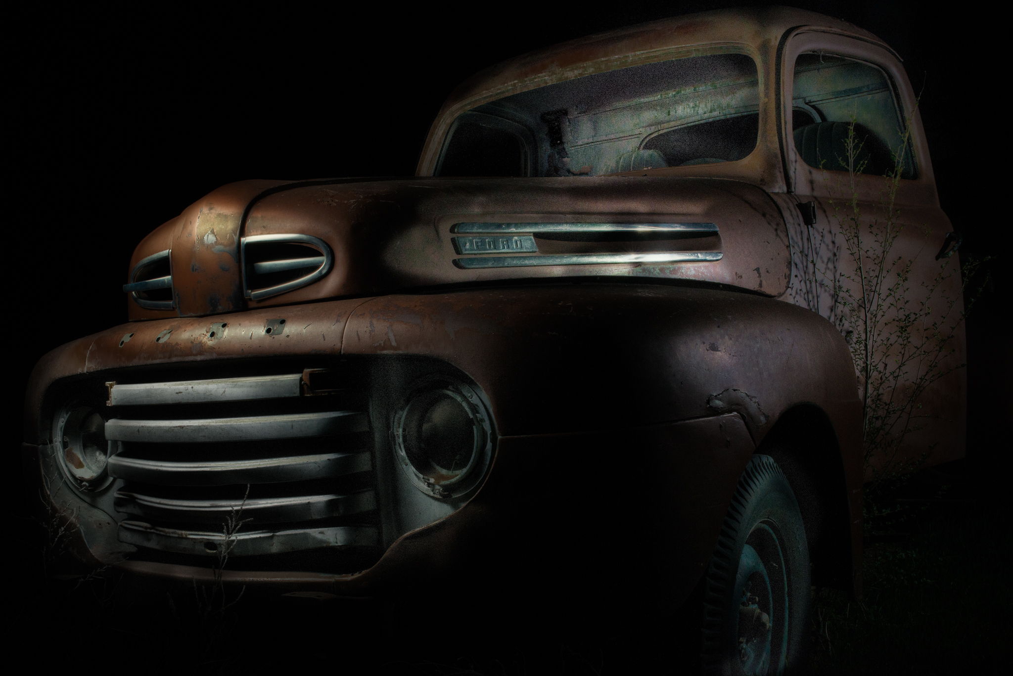1950 Ford Pickup #5