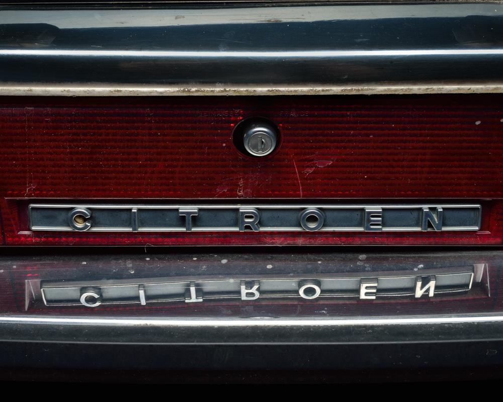 1970's Citroen SM #4