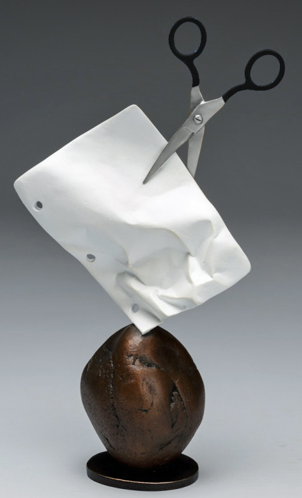 Rock Paper Scissors Maquette Black 13x7x4.jpg