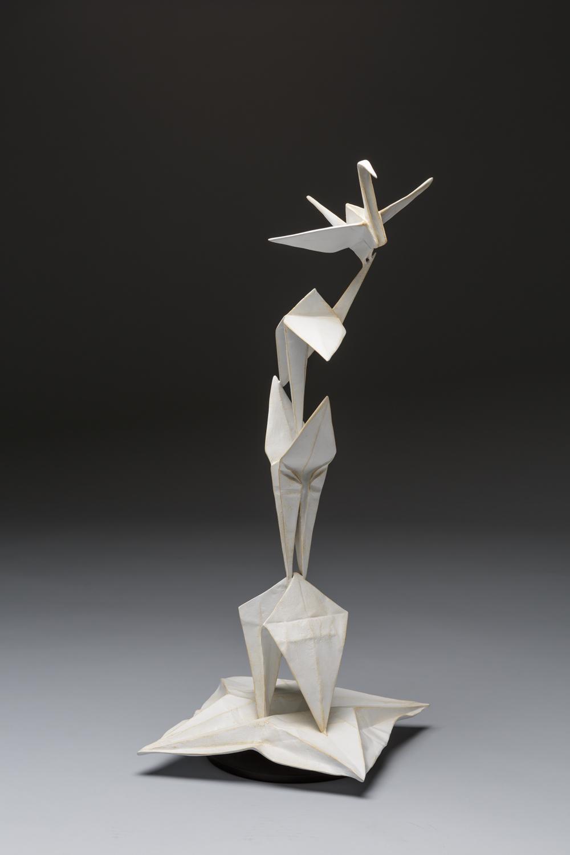 Crane Unfolding Maquette