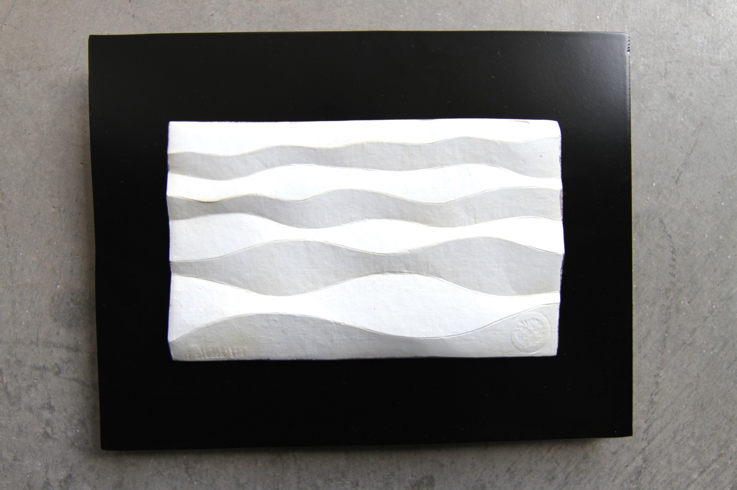 Light Waves Maquette