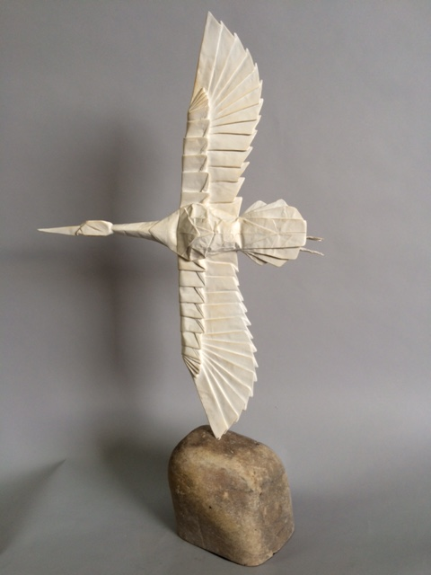 Flying Peace Maquette