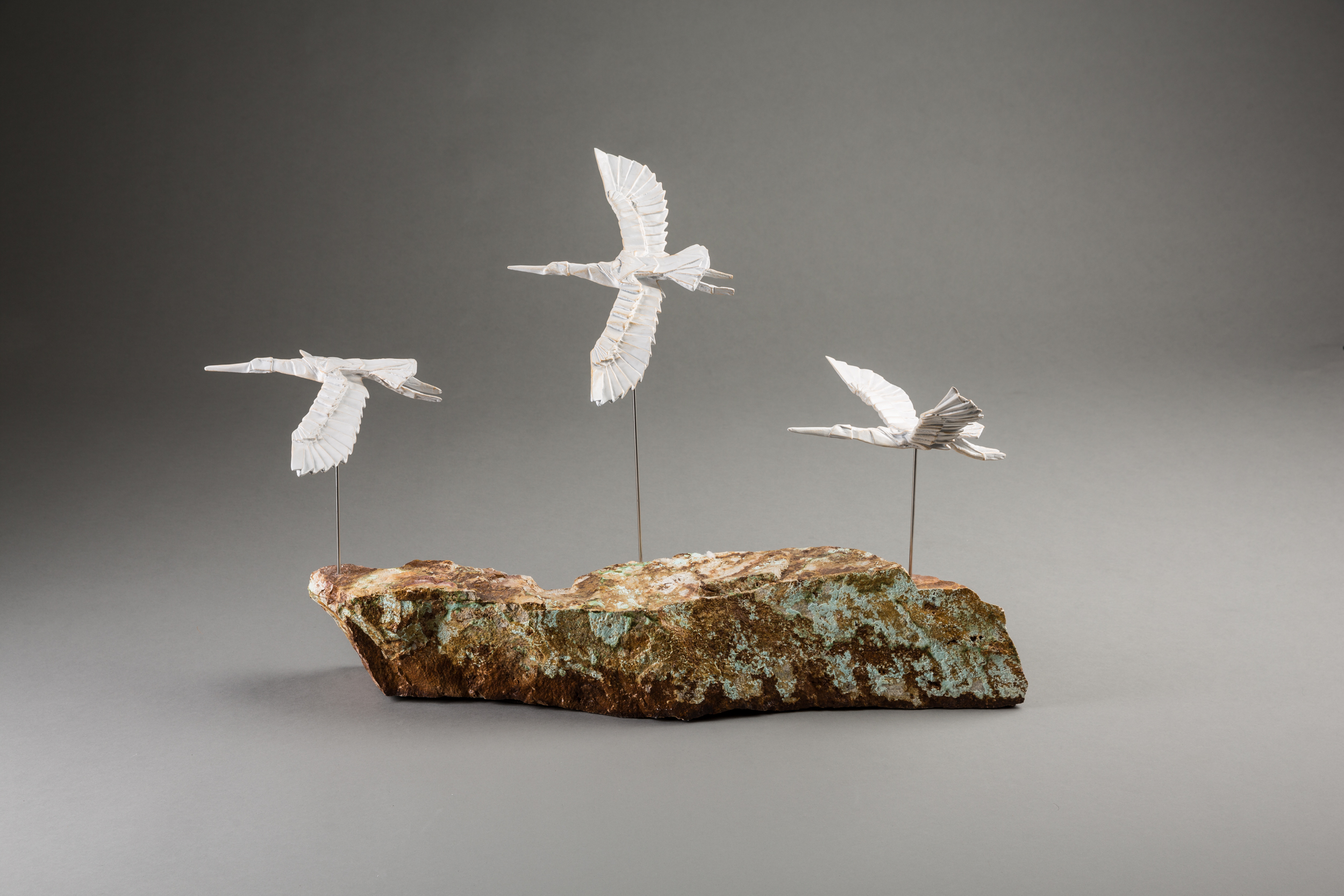 Migrating Peace Maquette