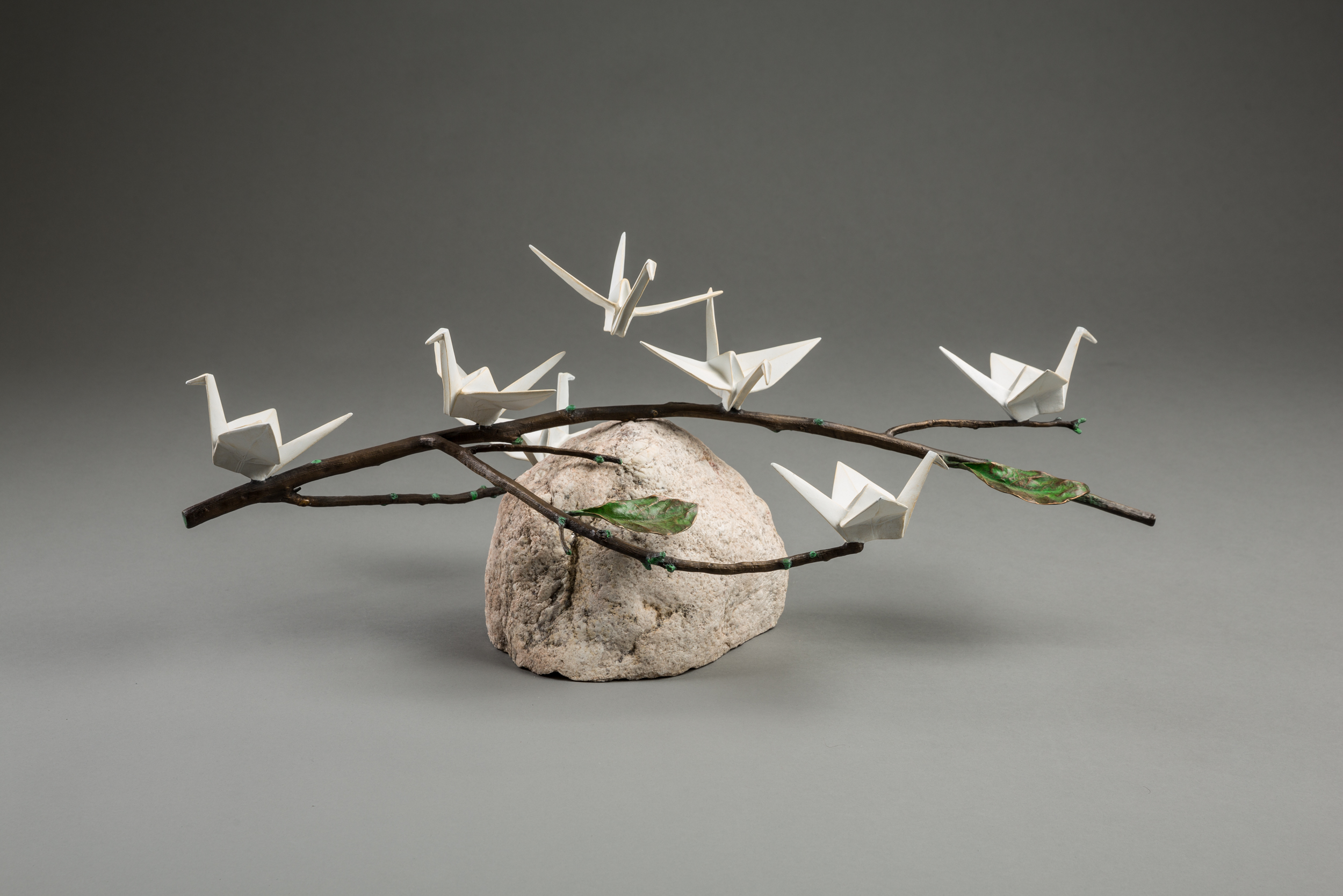 Gathering Peace Maquette