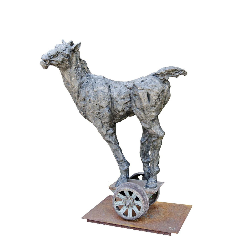 Horse on Wheels