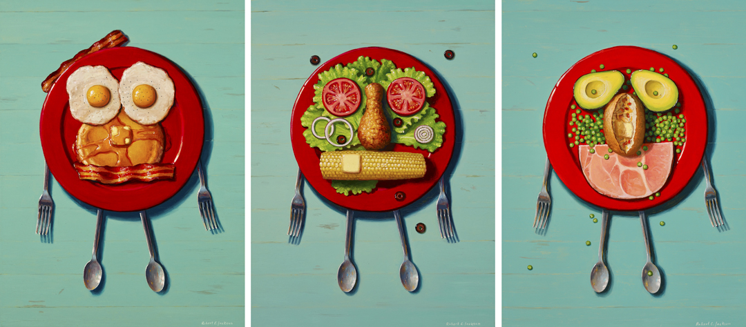 """Playing with My Food - Revisited"""