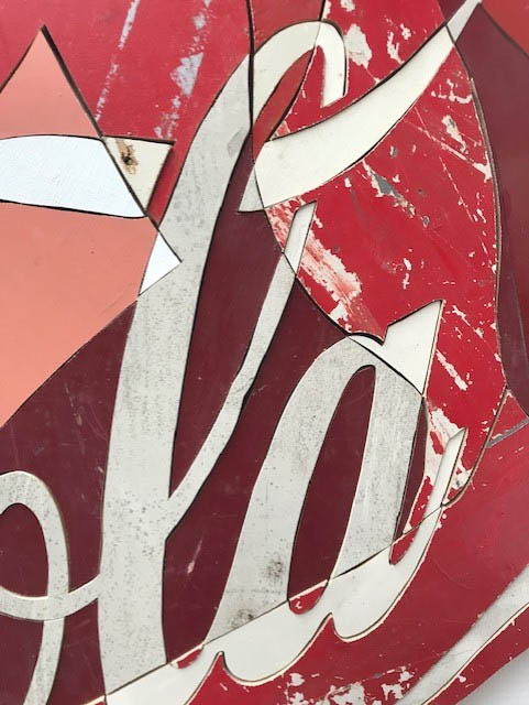 Coca-Cola Detail