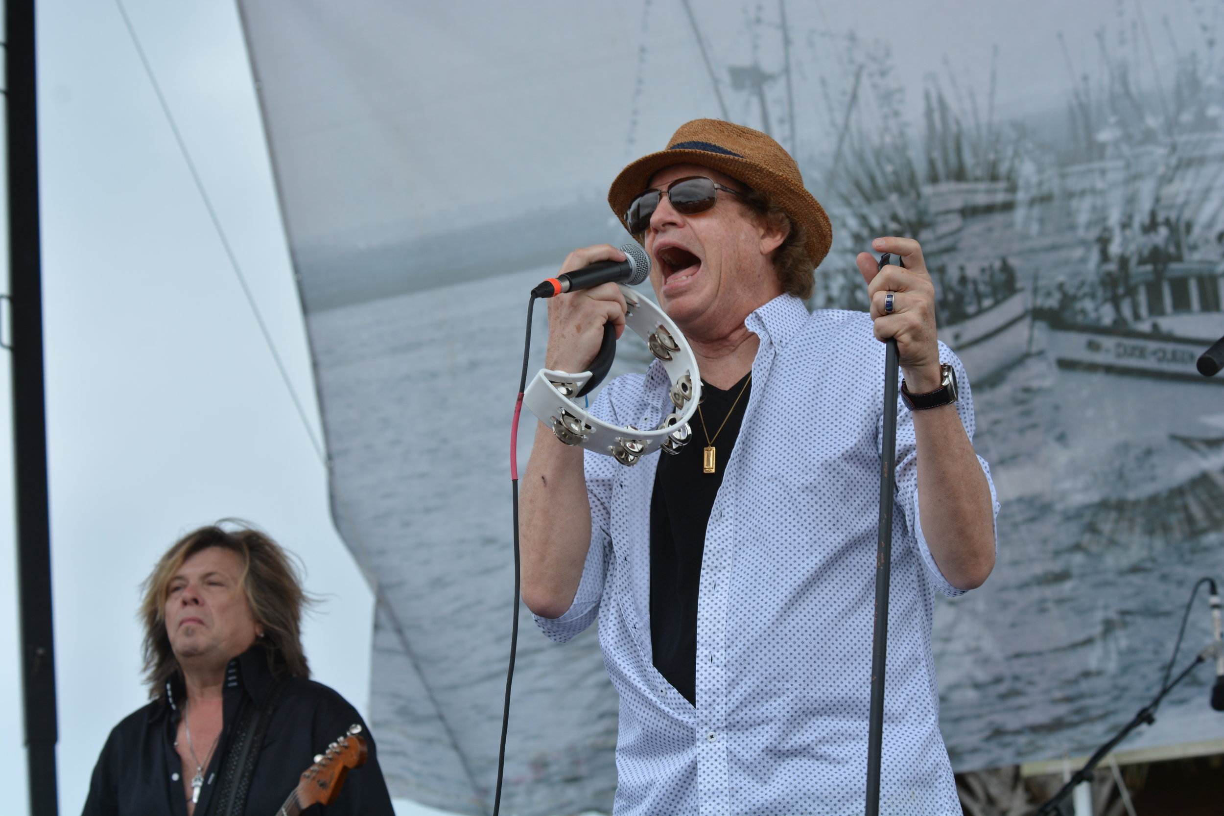 fernandina shrimp festival live music