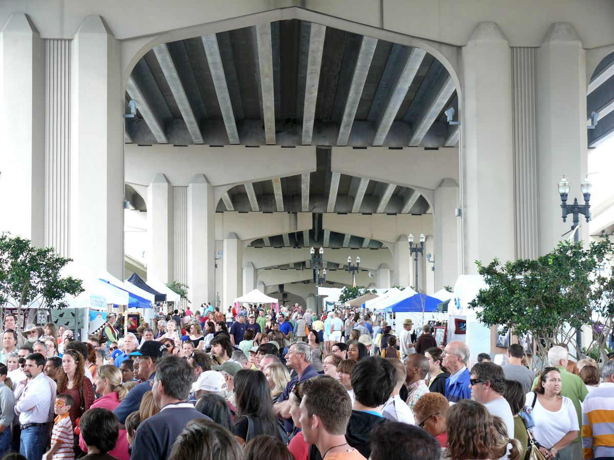 Five Points Events Riverside Arts Market