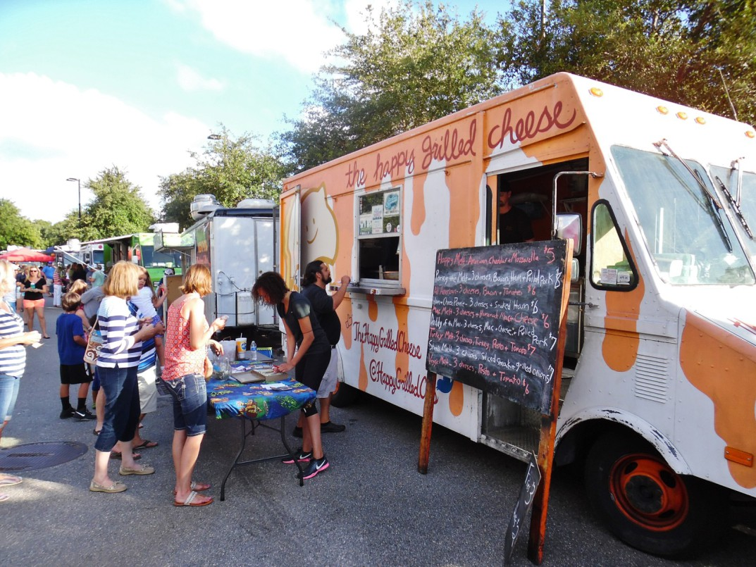 Ponte Vedra Nocatee Events Food Truck Friday