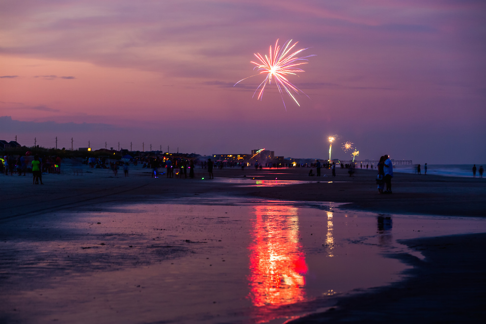 Fourth of July Fernandina Beach