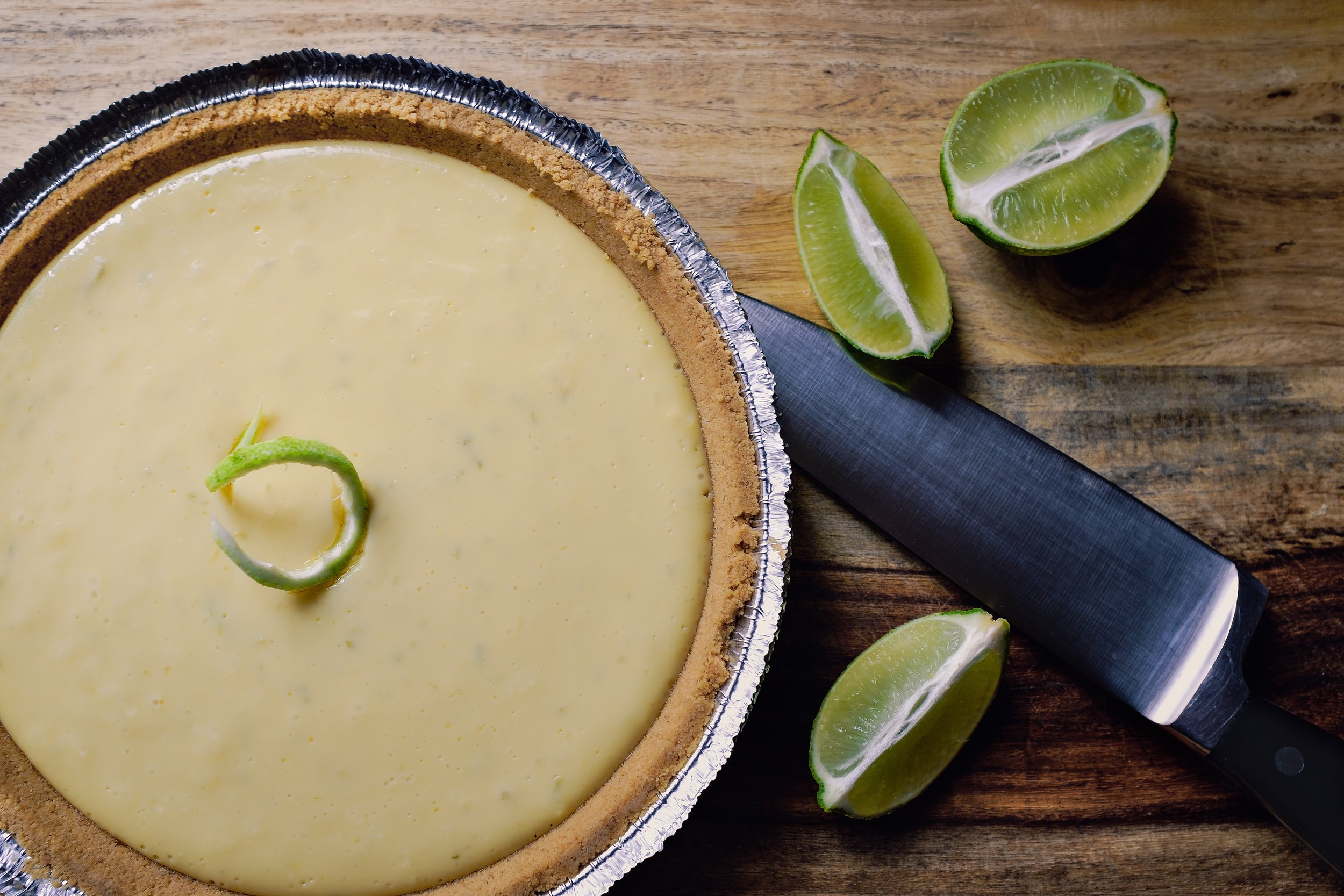 Jackonville dining key lime pie