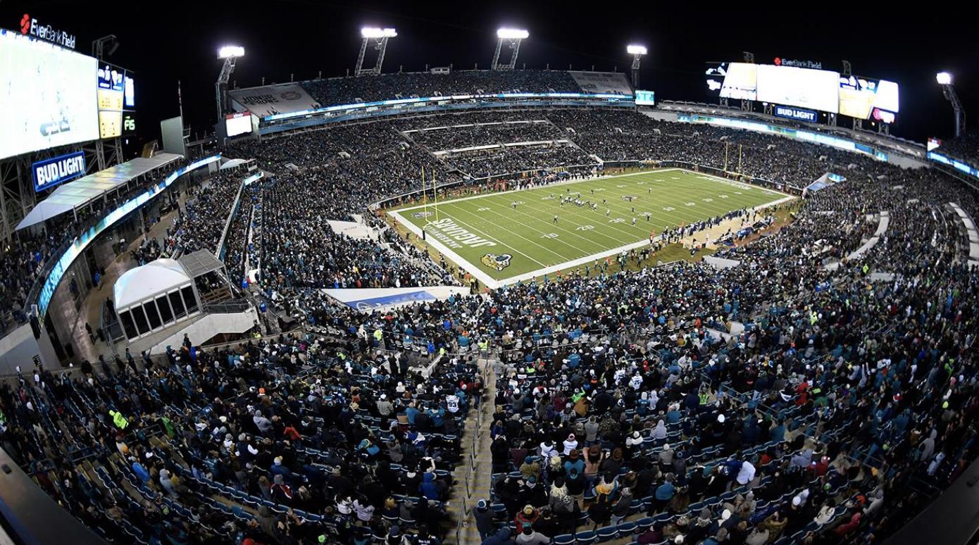Jacksonville Jaguars New Orleans Saints