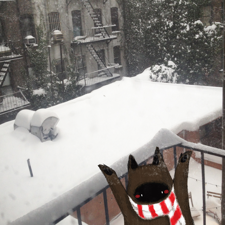 day 9 blizzard