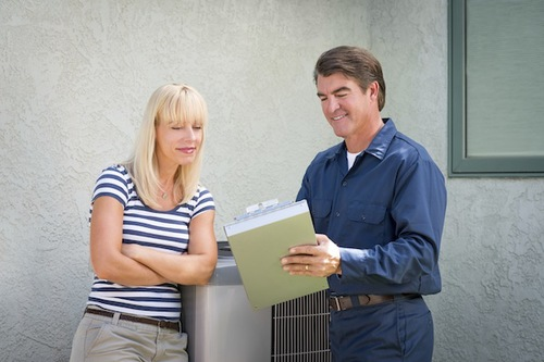 Your local handyman at Castle Doctor in Plano, Texas encourages you to change your air filter!