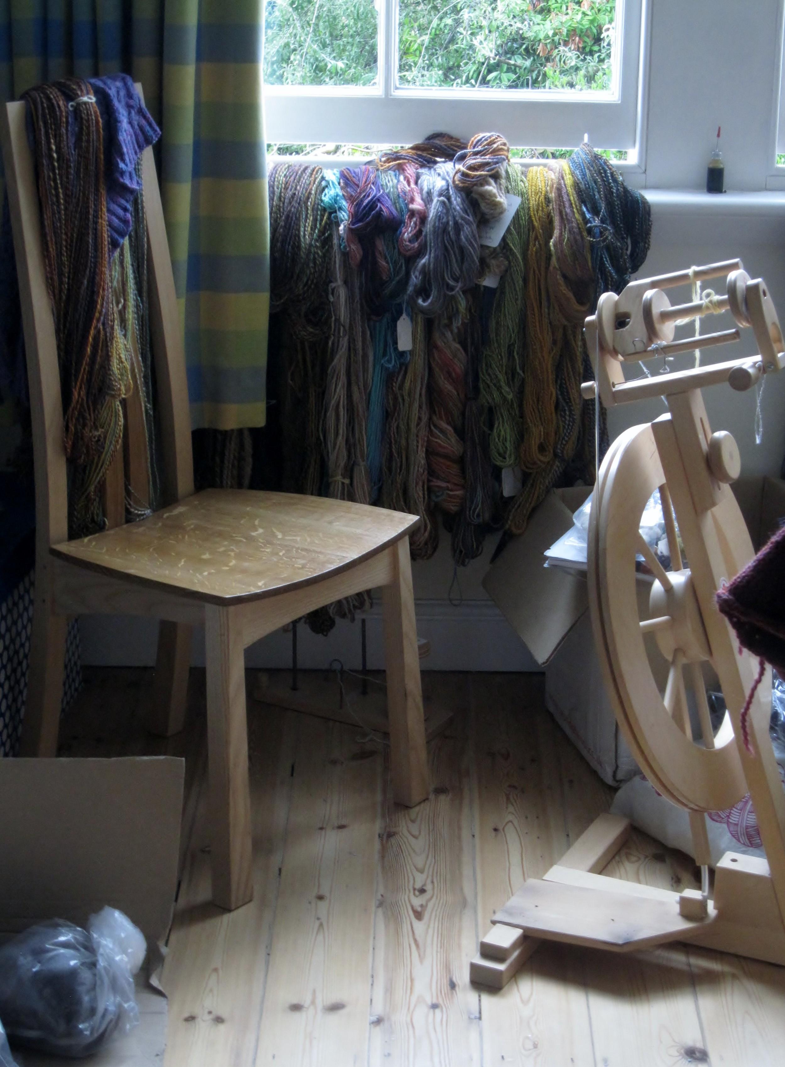 Spinning nook