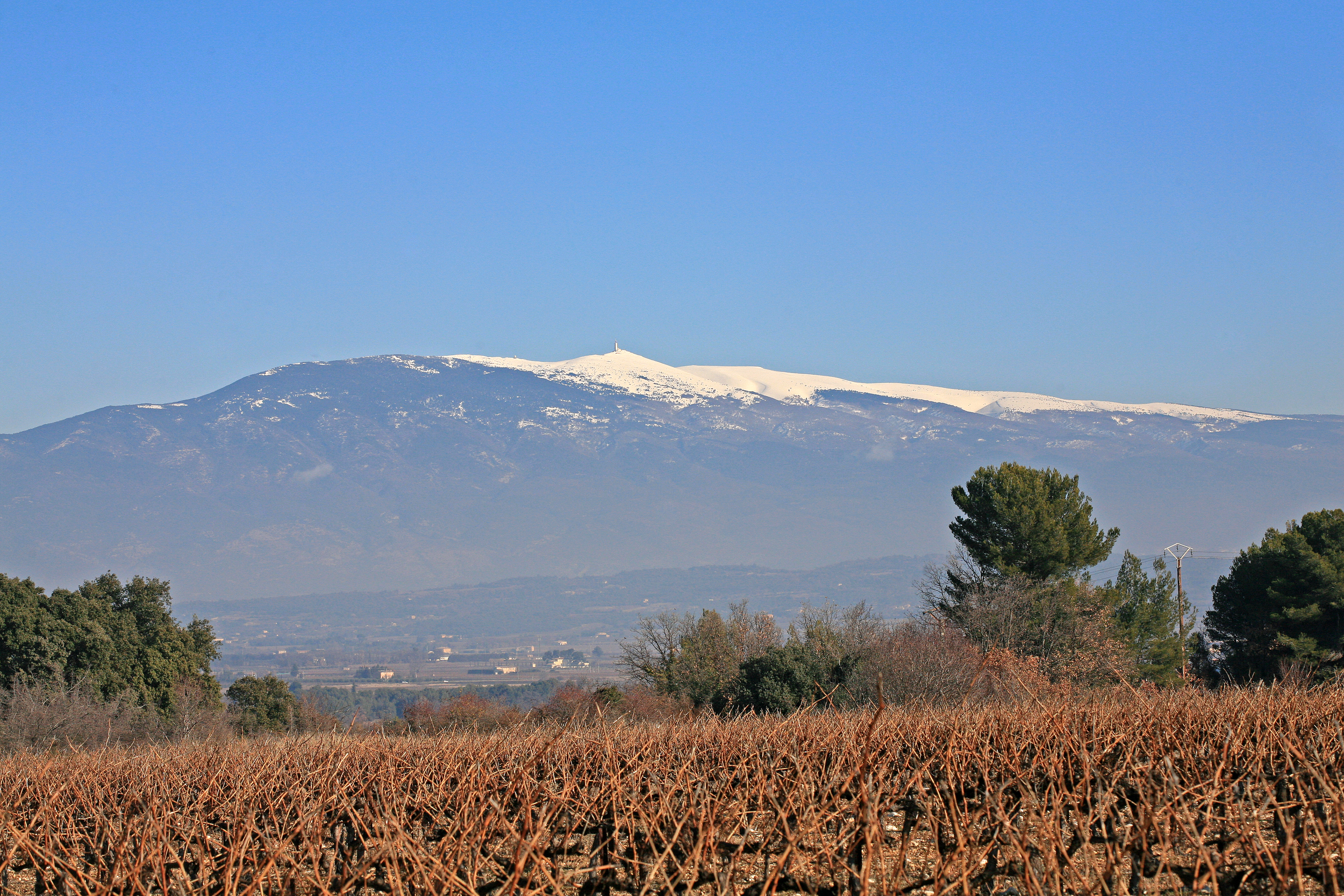 Mount Ventoux by Jean-Marc Rosier from www.rosier.pro