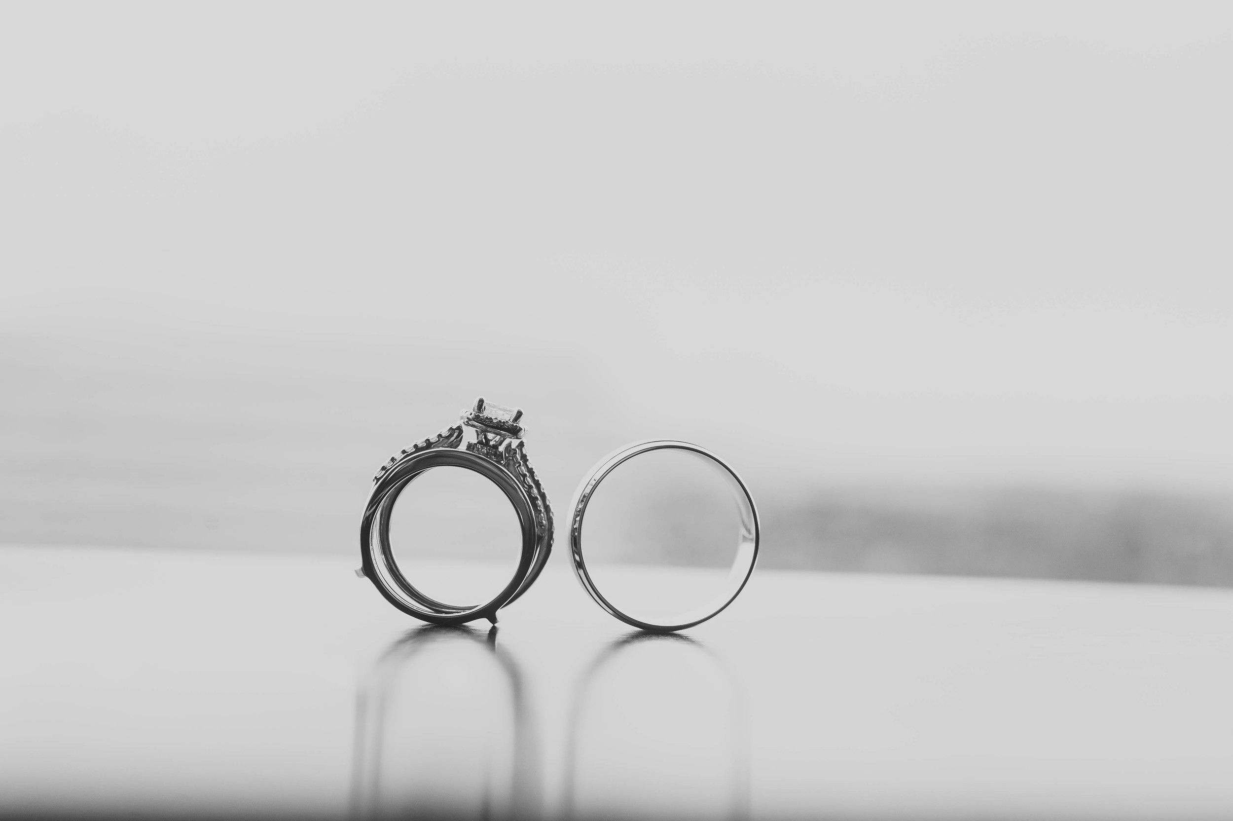 wedding rings Chantal weddings Miami wedding photographer