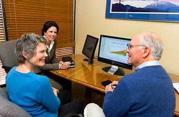 Gretchen Stangier Certified Financial Planner in Portland Oregon
