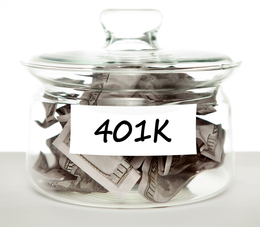 borrowing from your 401k Gretchen Stangier Certified Financial Planner Portland Oregon blog