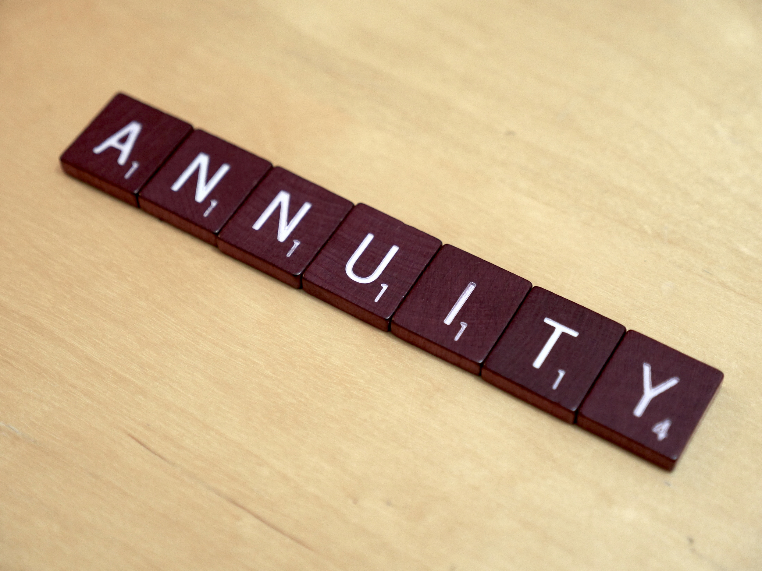 what as an annuity gretchen stangier certified financial planner portland oregon