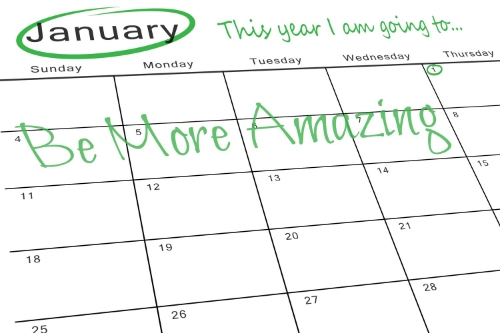New Year, New You: Set Specific Goals