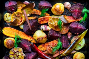 Enjoy Some Delicious Root Vegetables