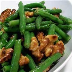 Green Bean Un-Casserole