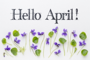 April is Here!