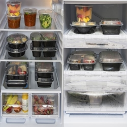 Preparing Fast, Healthy and Delicious Meals in Less Time
