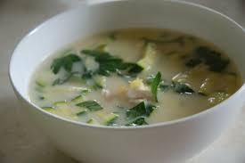 Quick & Easy Lemon Artichoke Soup