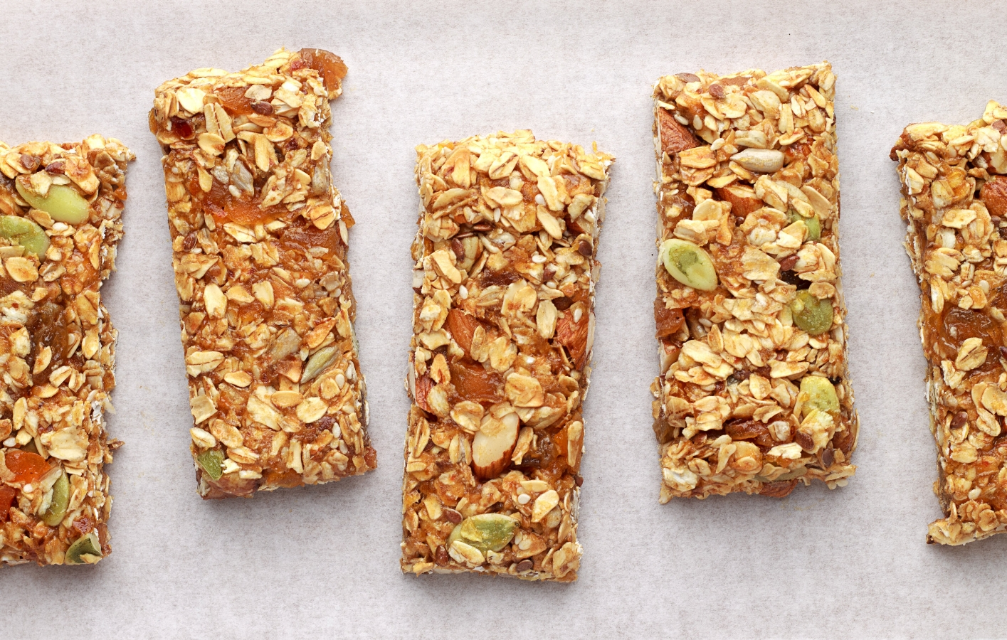 Protein Bars with Pumpkin Spice