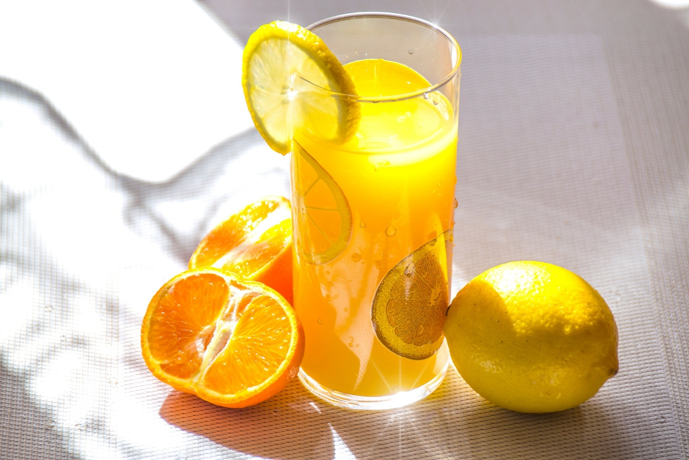 Tangy Citrus Juice
