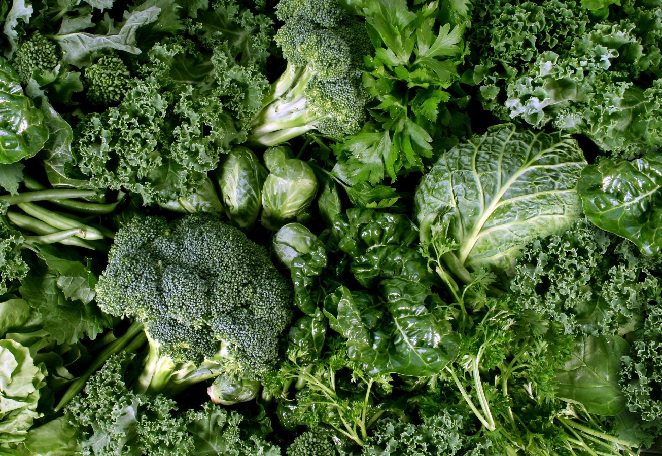 What Makes Broccoli and Kale Superfoods