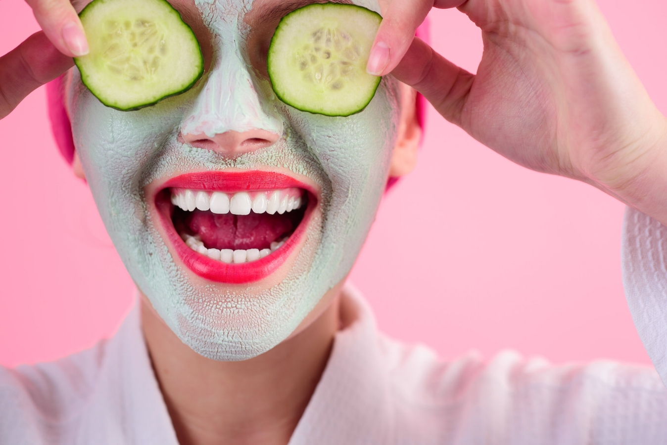 Soothing DIY Acne Face Mask
