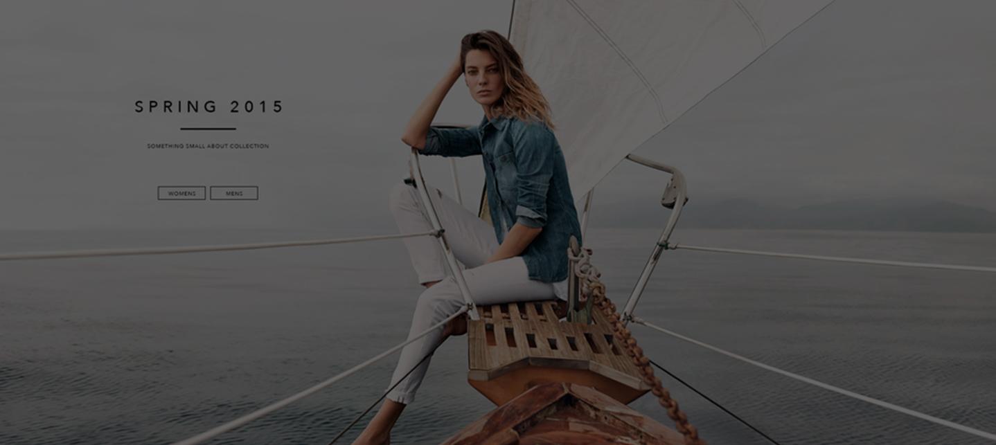 AG Jeans E-commerce Work -