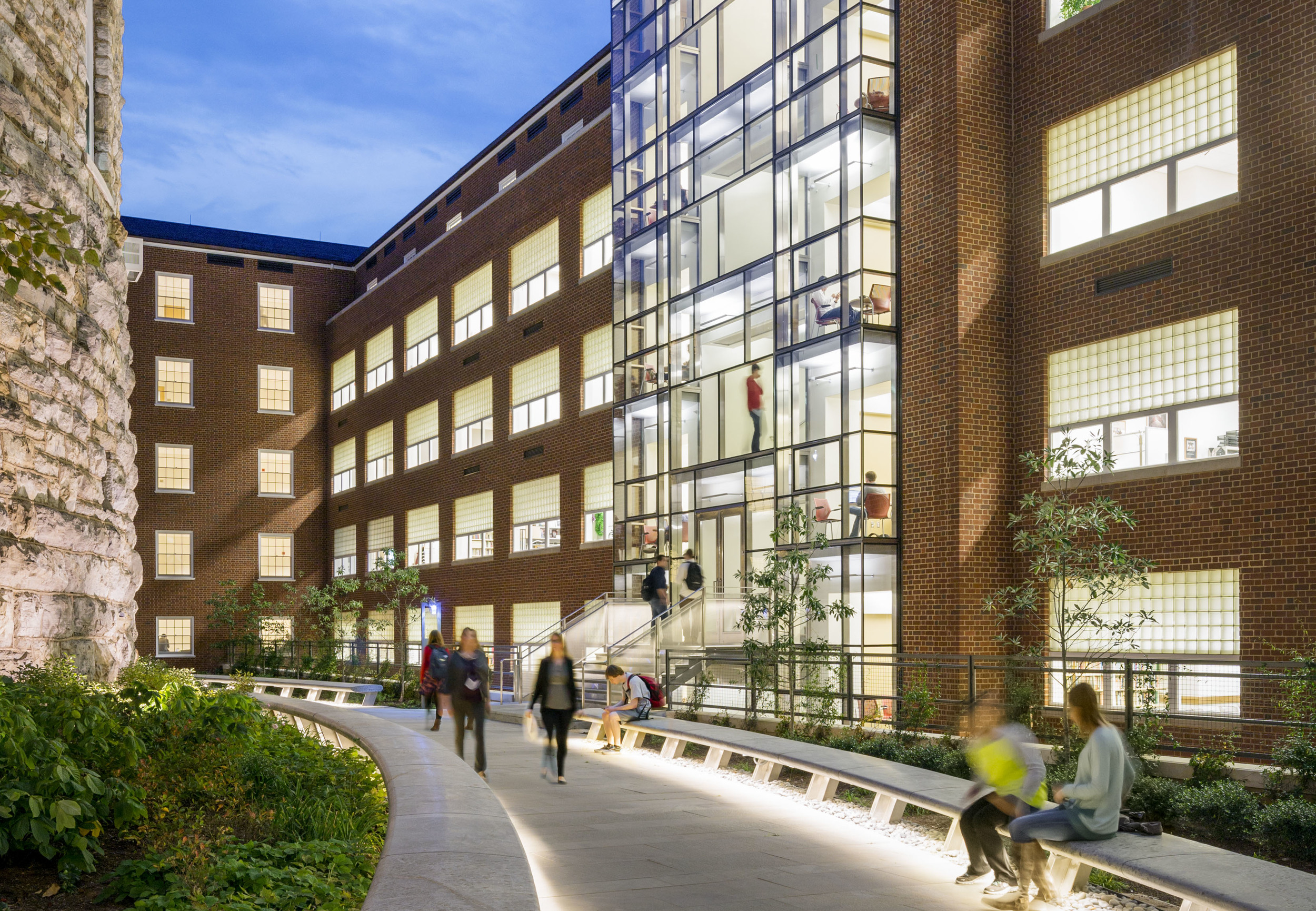 new cabell hall