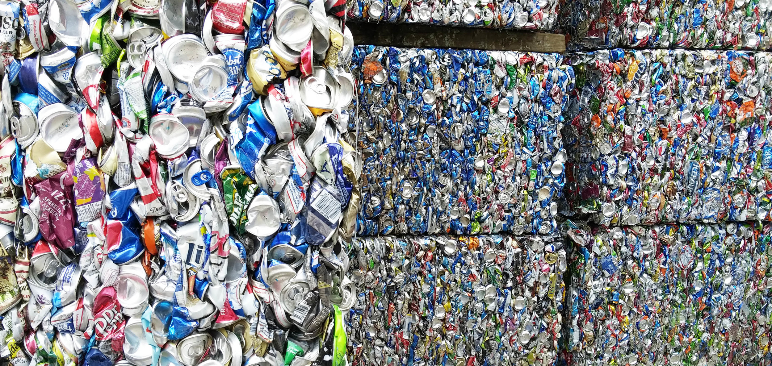 This place is also a recycling center for Nelson County