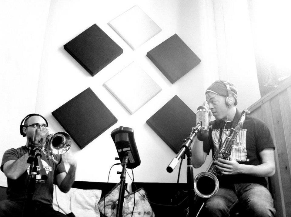 Piety Street Recording Studio in New Orleans - Spring 2012