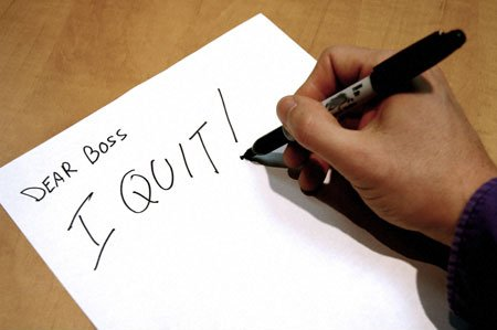 """I Quit!"" My Story of How Quitting My Job Led Me to Here"