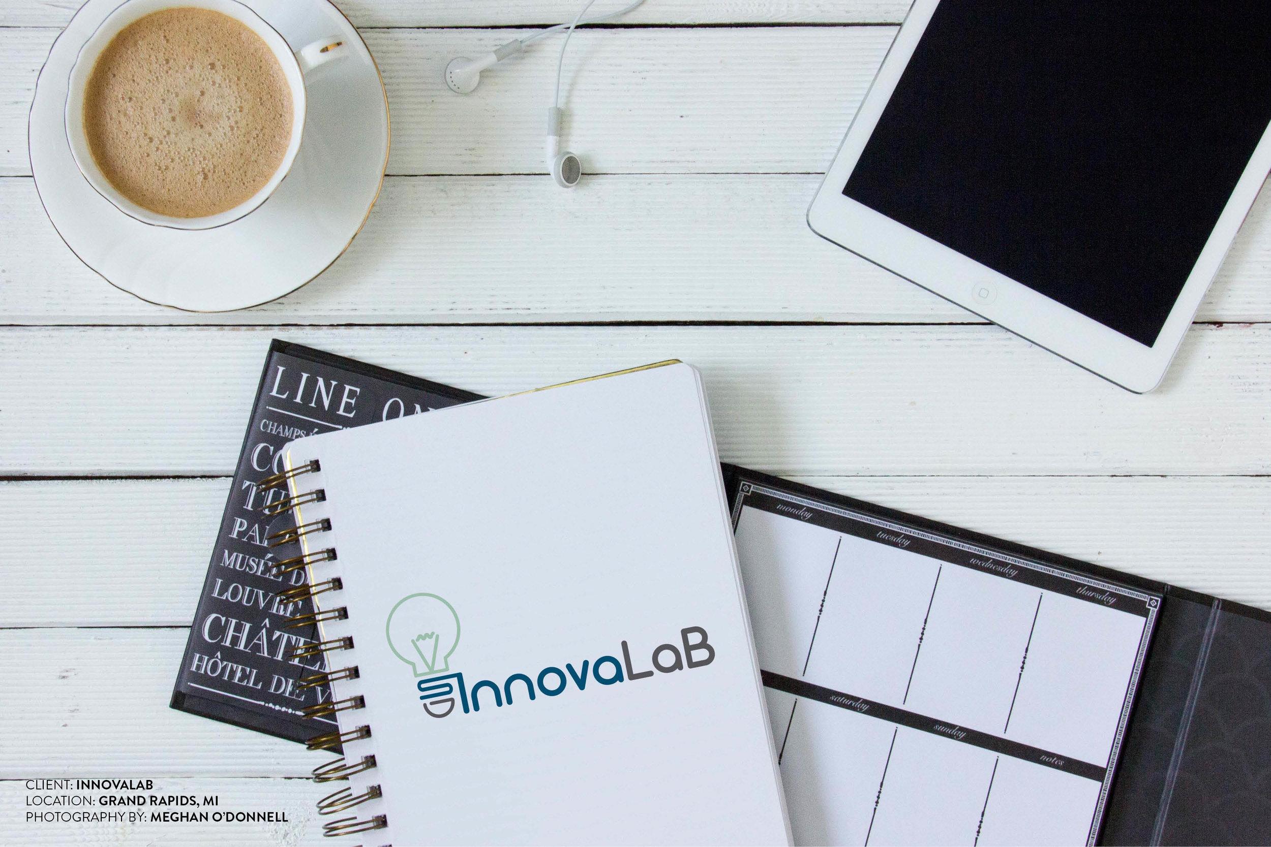 InnovaLaB Logo Design