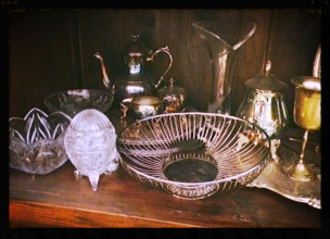 Behold, my Championship Bread Basket and other assorted Major Awards.