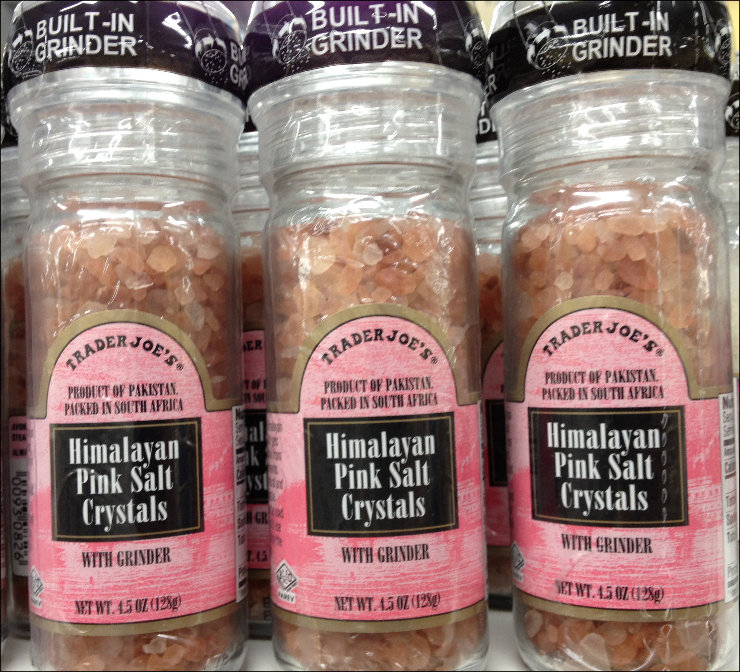 Is mineral salt good for you