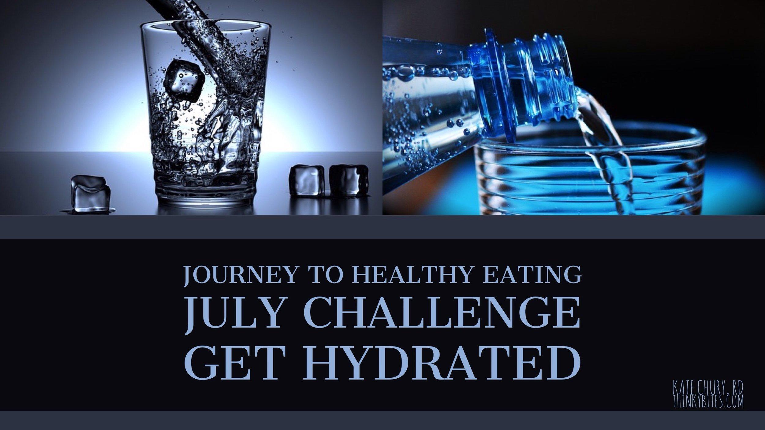 Kate Chury RD Dietitian Calgary Water